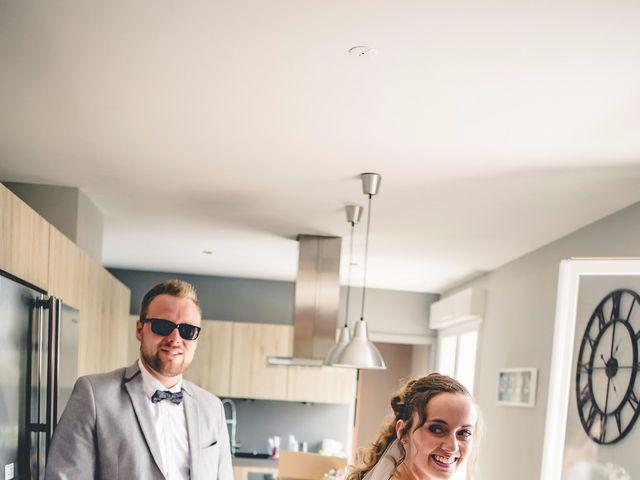 Le mariage de Nathan et Naomi à Bouquetot, Eure 4