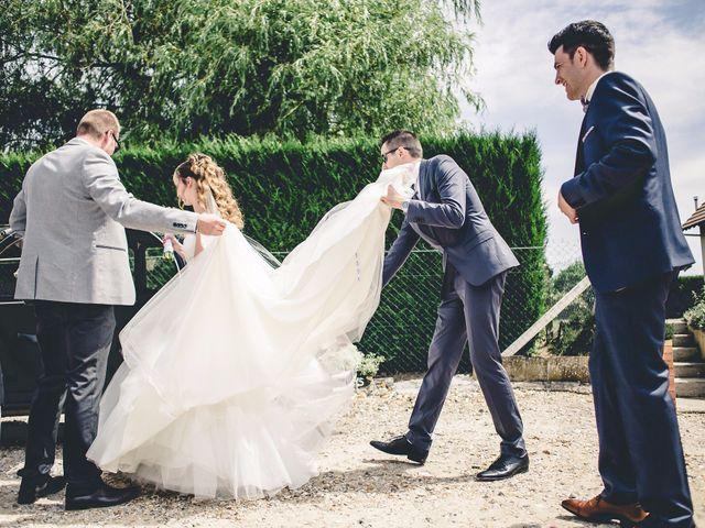 Le mariage de Nathan et Naomi à Bouquetot, Eure 5