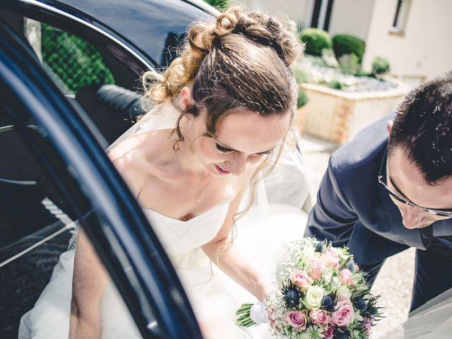 Le mariage de Nathan et Naomi à Bouquetot, Eure 6