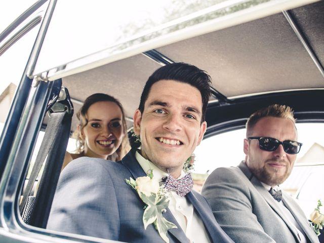 Le mariage de Nathan et Naomi à Bouquetot, Eure 8