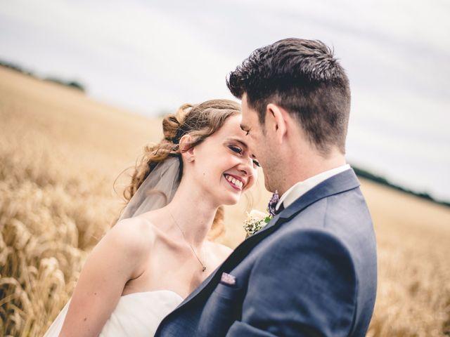 Le mariage de Nathan et Naomi à Bouquetot, Eure 10