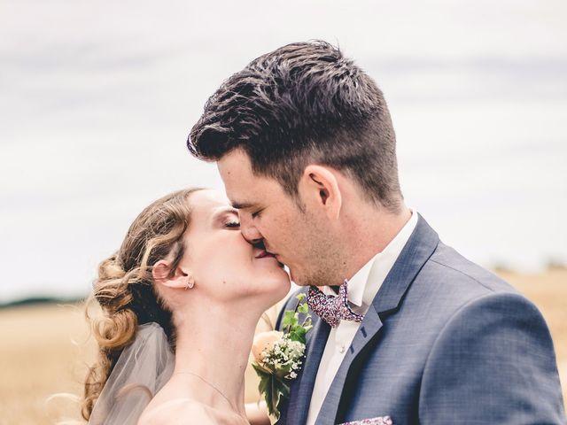 Le mariage de Nathan et Naomi à Bouquetot, Eure 11