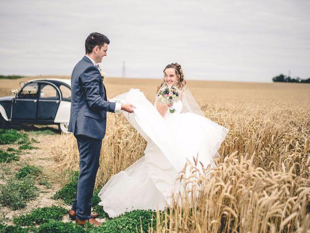 Le mariage de Nathan et Naomi à Bouquetot, Eure 12
