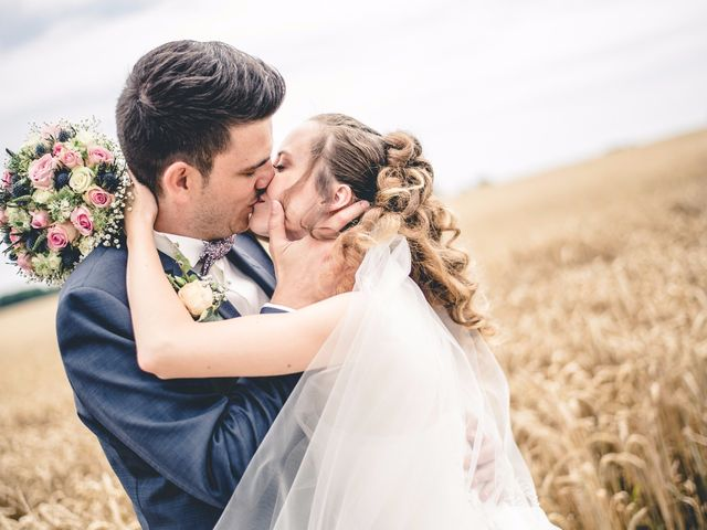 Le mariage de Nathan et Naomi à Bouquetot, Eure 13