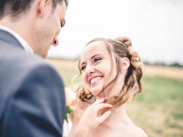 Le mariage de Nathan et Naomi à Bouquetot, Eure 14