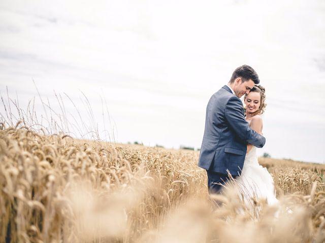 Le mariage de Nathan et Naomi à Bouquetot, Eure 15
