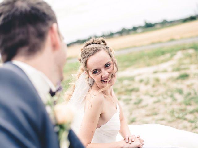 Le mariage de Nathan et Naomi à Bouquetot, Eure 21