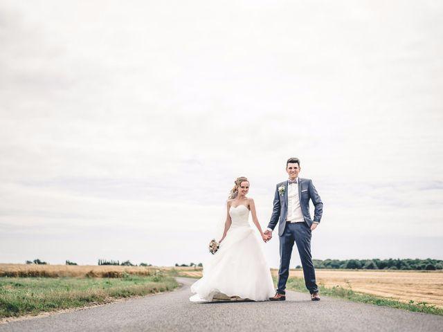 Le mariage de Nathan et Naomi à Bouquetot, Eure 22