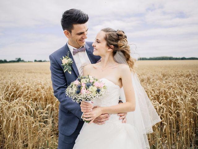 Le mariage de Nathan et Naomi à Bouquetot, Eure 25