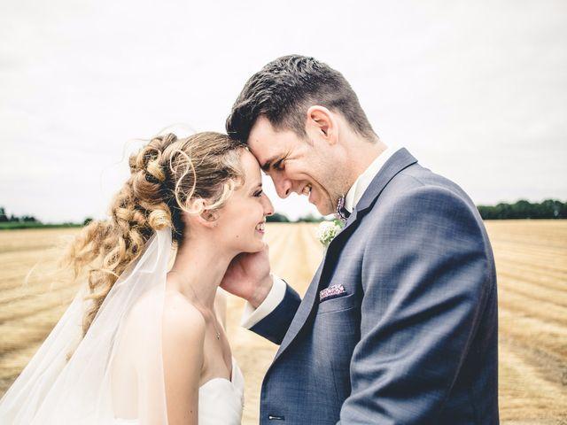 Le mariage de Nathan et Naomi à Bouquetot, Eure 26