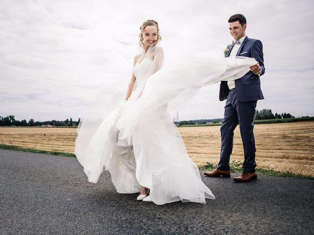 Le mariage de Nathan et Naomi à Bouquetot, Eure 27