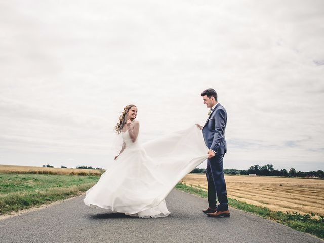 Le mariage de Nathan et Naomi à Bouquetot, Eure 28