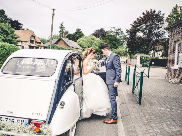 Le mariage de Nathan et Naomi à Bouquetot, Eure 32