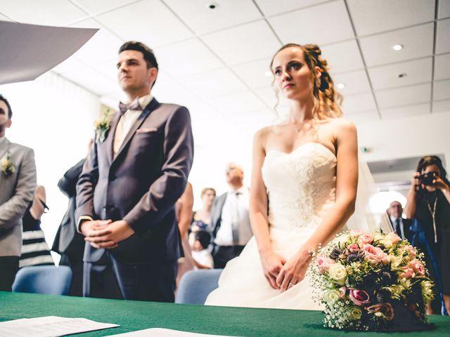 Le mariage de Nathan et Naomi à Bouquetot, Eure 35