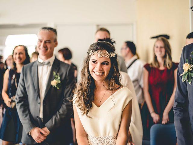 Le mariage de Nathan et Naomi à Bouquetot, Eure 36