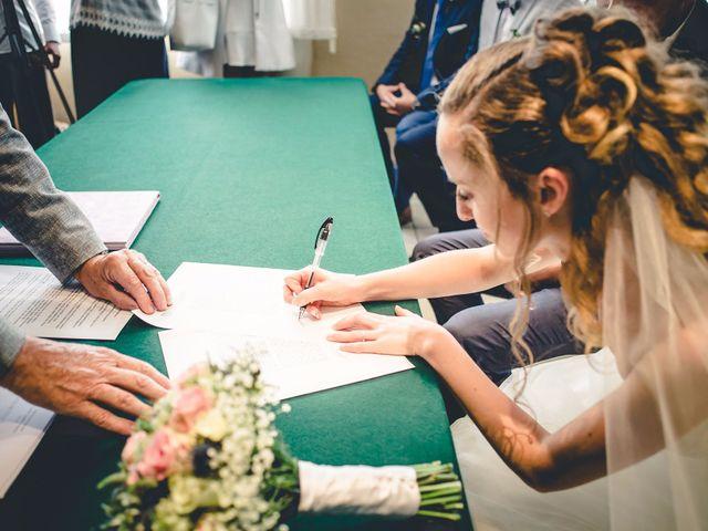 Le mariage de Nathan et Naomi à Bouquetot, Eure 38