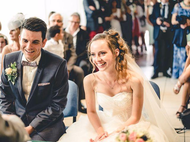 Le mariage de Nathan et Naomi à Bouquetot, Eure 45