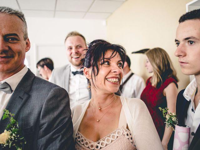 Le mariage de Nathan et Naomi à Bouquetot, Eure 46