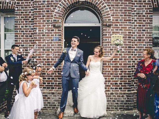 Le mariage de Nathan et Naomi à Bouquetot, Eure 47