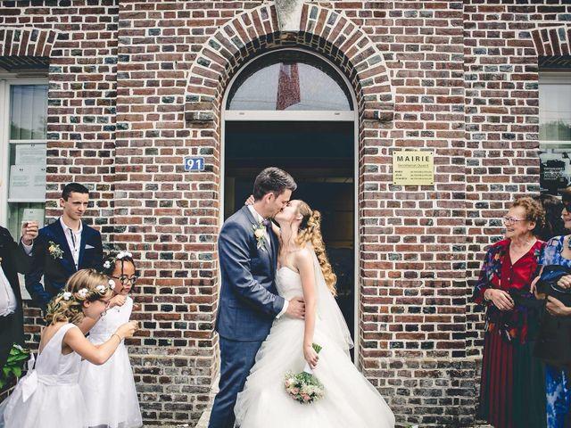 Le mariage de Nathan et Naomi à Bouquetot, Eure 48