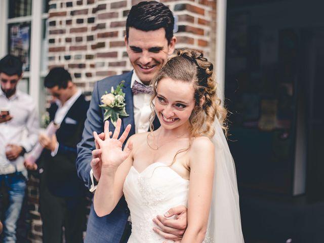 Le mariage de Nathan et Naomi à Bouquetot, Eure 50