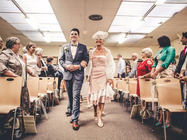 Le mariage de Nathan et Naomi à Bouquetot, Eure 53