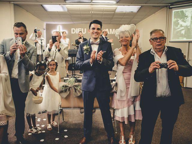 Le mariage de Nathan et Naomi à Bouquetot, Eure 55