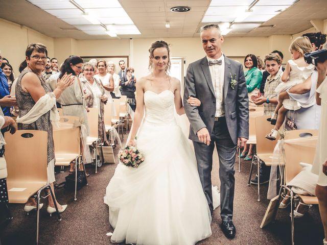 Le mariage de Nathan et Naomi à Bouquetot, Eure 56