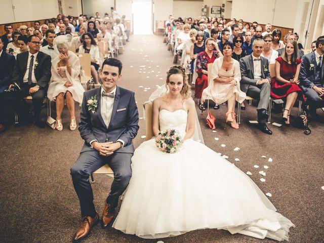 Le mariage de Nathan et Naomi à Bouquetot, Eure 57