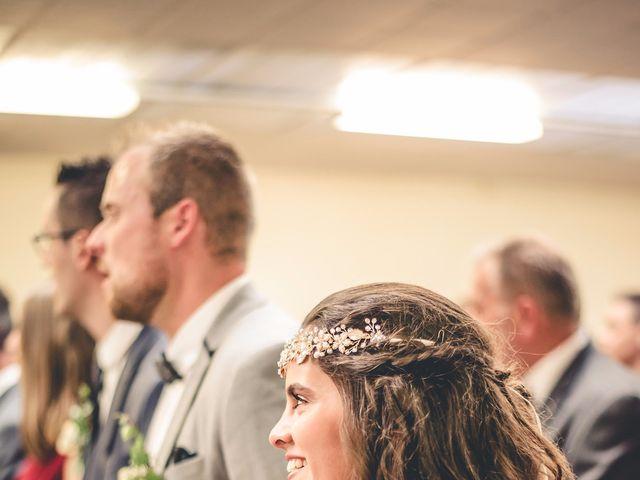 Le mariage de Nathan et Naomi à Bouquetot, Eure 62