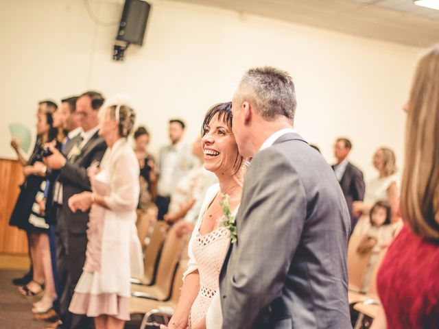 Le mariage de Nathan et Naomi à Bouquetot, Eure 63