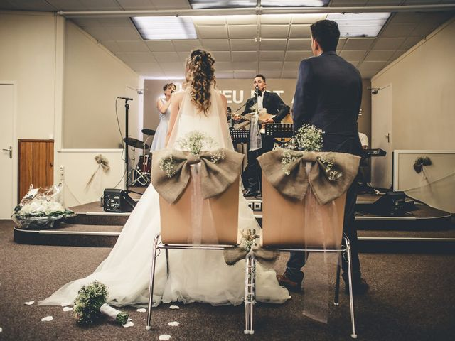 Le mariage de Nathan et Naomi à Bouquetot, Eure 64