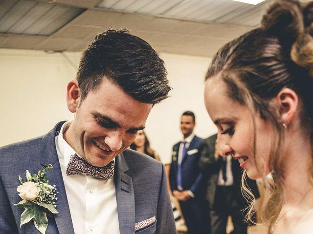Le mariage de Nathan et Naomi à Bouquetot, Eure 71