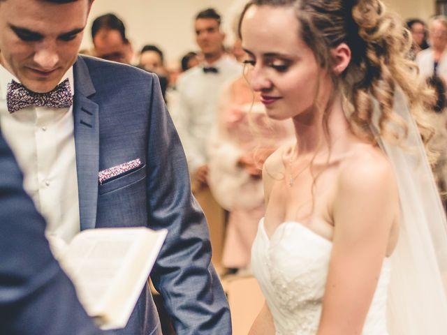 Le mariage de Nathan et Naomi à Bouquetot, Eure 73