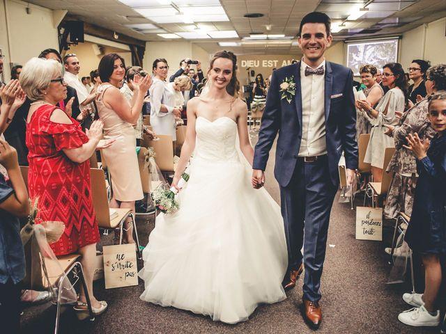 Le mariage de Nathan et Naomi à Bouquetot, Eure 75