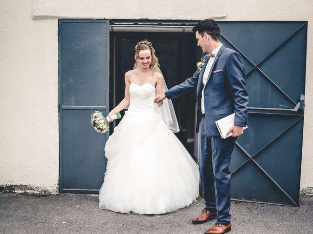 Le mariage de Nathan et Naomi à Bouquetot, Eure 76