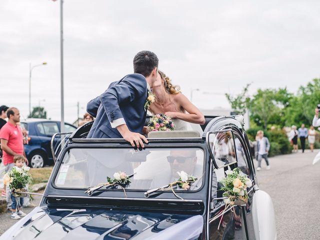 Le mariage de Nathan et Naomi à Bouquetot, Eure 95
