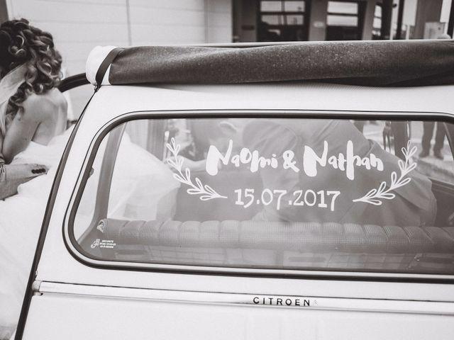 Le mariage de Nathan et Naomi à Bouquetot, Eure 96