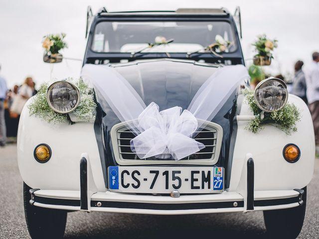 Le mariage de Nathan et Naomi à Bouquetot, Eure 98
