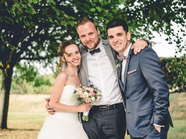 Le mariage de Nathan et Naomi à Bouquetot, Eure 103