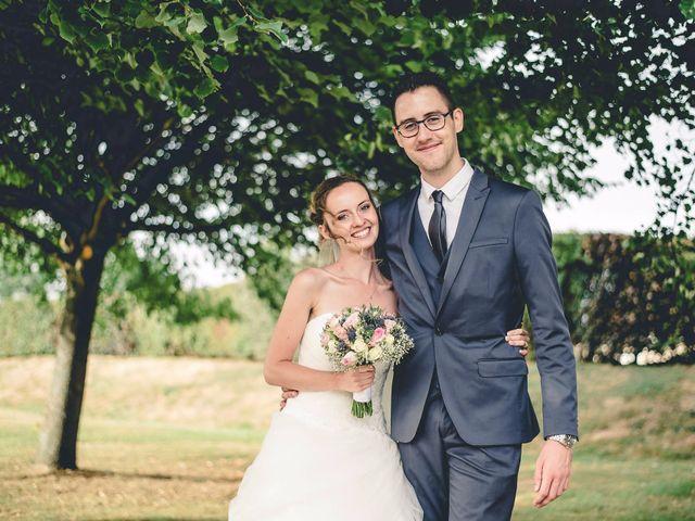Le mariage de Nathan et Naomi à Bouquetot, Eure 105