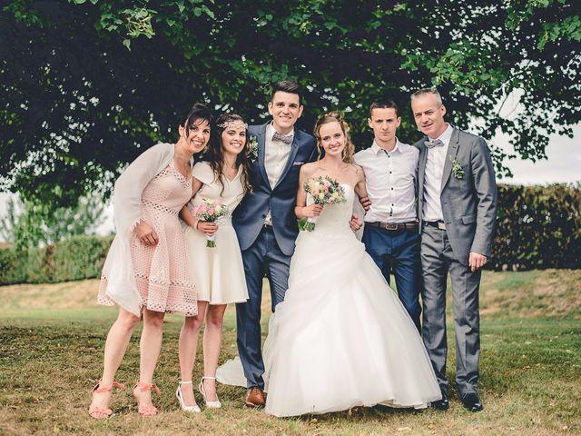 Le mariage de Nathan et Naomi à Bouquetot, Eure 109