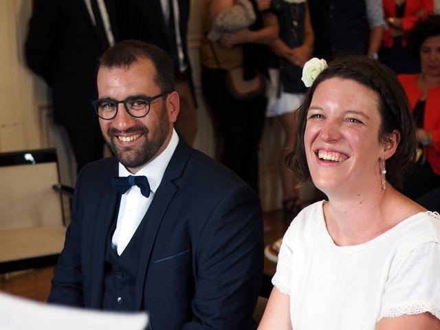 Le mariage de Cyril et Rose-Marie à Laval, Mayenne 13