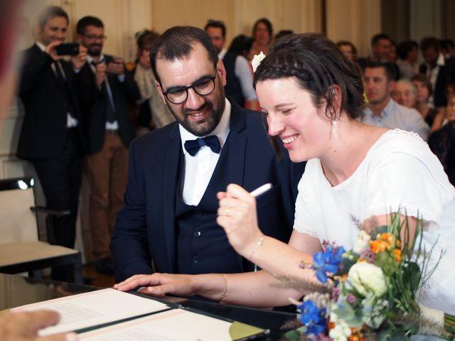 Le mariage de Cyril et Rose-Marie à Laval, Mayenne 15