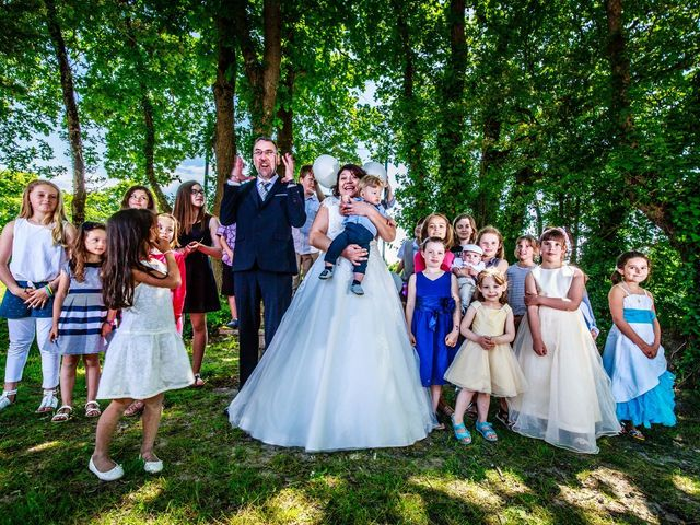 Le mariage de David et Audrey à Mesquer, Loire Atlantique 9