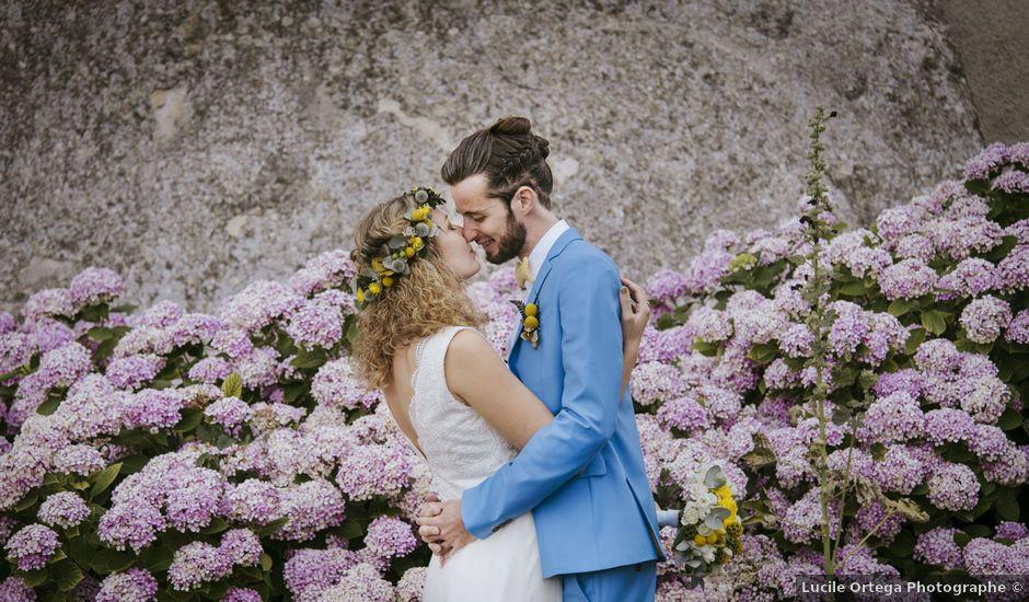 Le mariage de Vincent et Emilie à Lyas, Ardèche