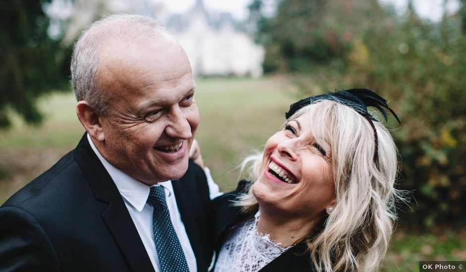 Le mariage de Jany et Marilaine à La Chapelle-sur-Erdre, Loire Atlantique
