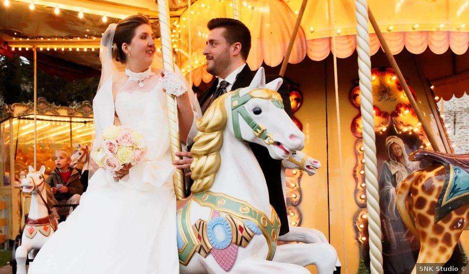 Le mariage de Anthony et Angélique à Wambrechies, Nord