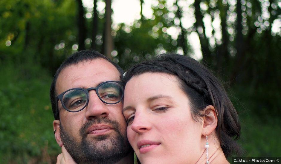 Le mariage de Cyril et Rose-Marie à Laval, Mayenne