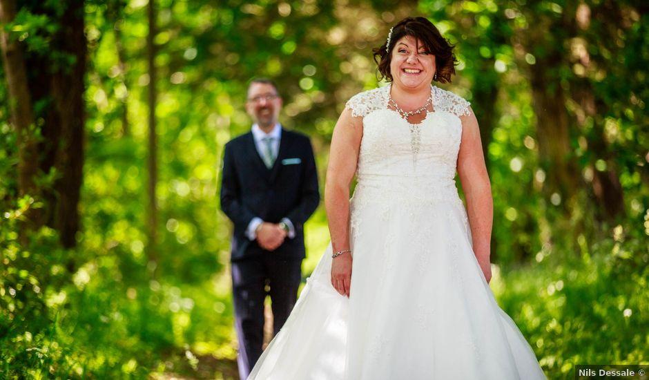 Le mariage de David et Audrey à Mesquer, Loire Atlantique